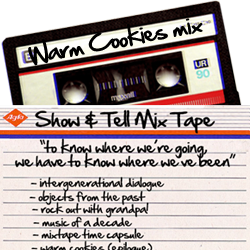 Show and Tell Mixtape