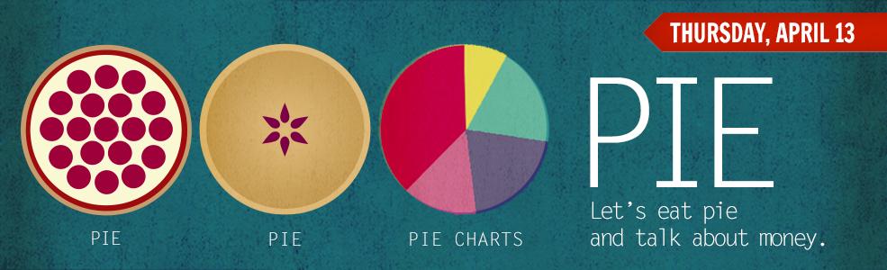 Pie Pie Pie April 2017
