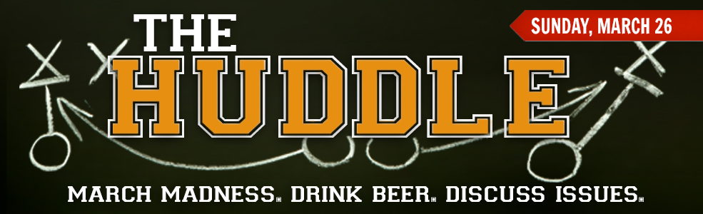 The Huddle March Madness 2017